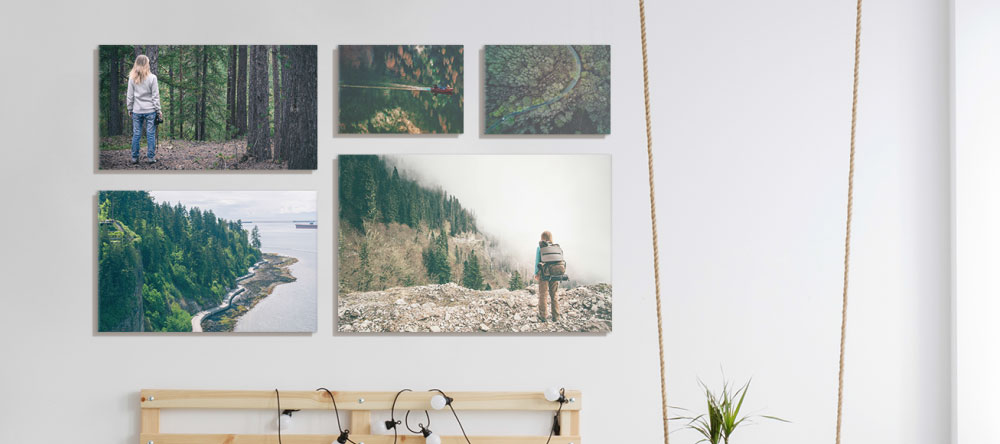 Why our canvas prints are some of the best. Photo canvas prints collage
