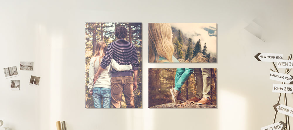 Why our canvas prints are some of the best. Romantic couple photo session.