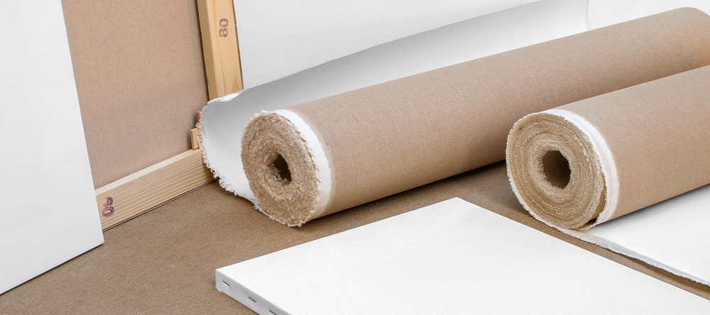 What is rolled canvas print. Canvas rolls with frames studio.