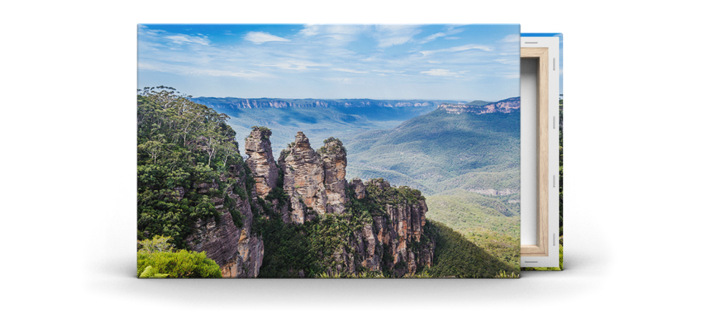 Canvas sizes - which is the best for me? Landscape photo canvas print.