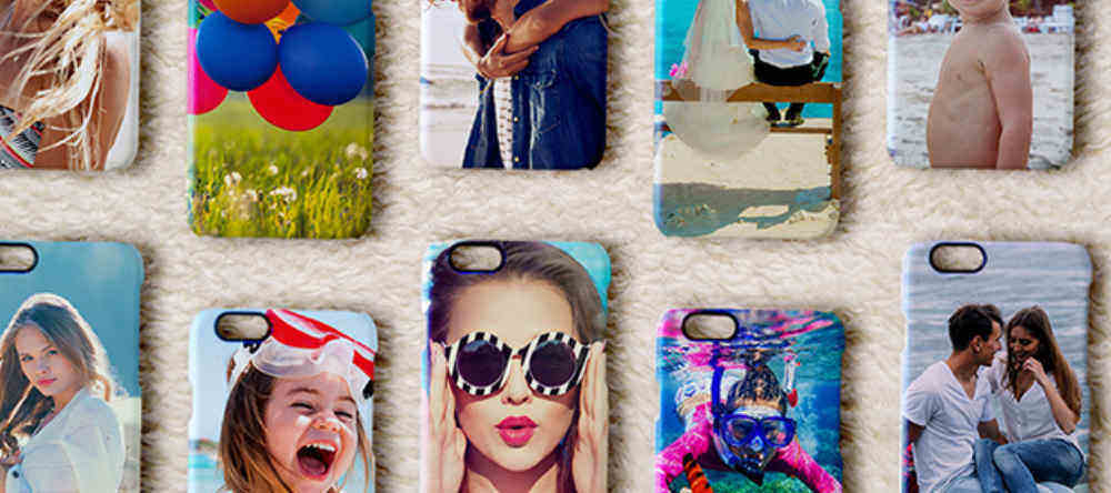photo gifts for any personalized phone cases