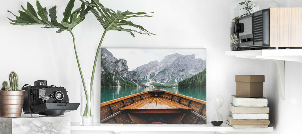 What is a canvas photo print. Beautiful photo canvas