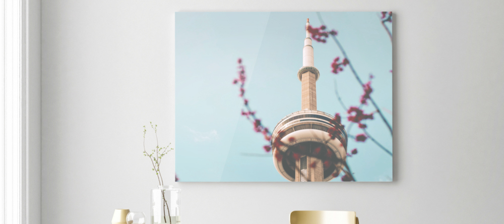 Build Your Business with Acrylic Prints. Beautiful large scale acrylic photo print.