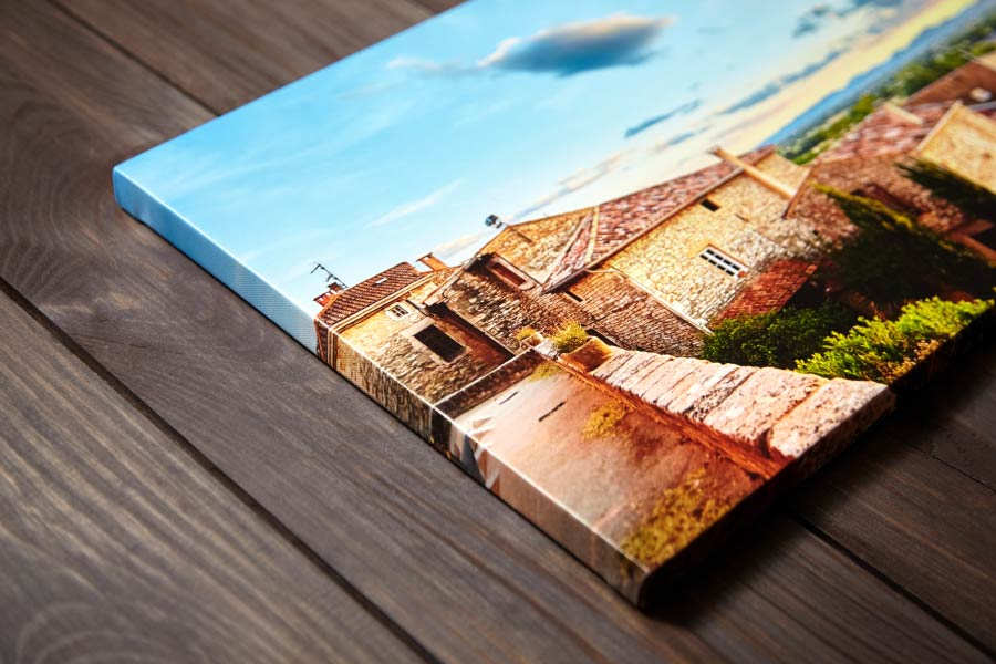 How to Make a Canvas Print from a Photo