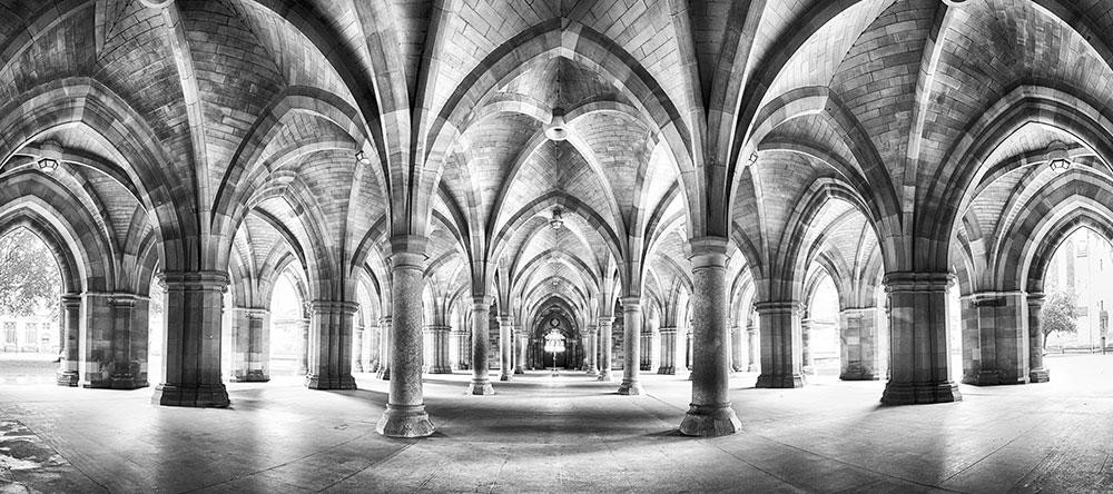 edificio de arquitectura gótica